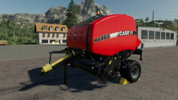Case IH RB465 v1.1 fs19
