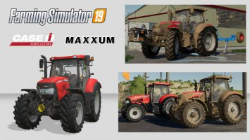 Case Maxxum 140 Multicontroller fs19