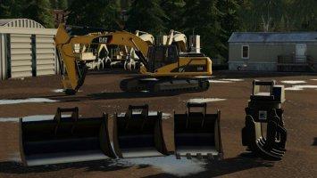 CAT 325DL Excavator