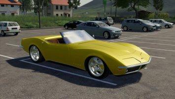 Chevrolet Corvette C3 1968 fs19
