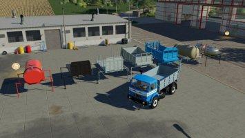 D-754 Truck Pack v1.2 fs19