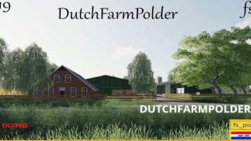 DUTCH FARM POLDER
