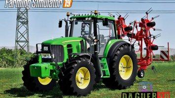 John Deere 7430/7530 Premium V2 FS19
