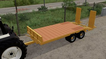 Kane Low Loader fs19