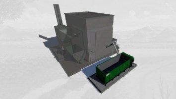#LS19# HKW Bunker Erweiterung v1.0.0.0 fs19