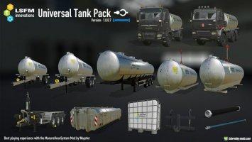 LSFM Universal Tank Pack v1.2 fs19