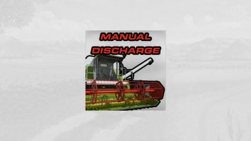 Manual discharge fs19