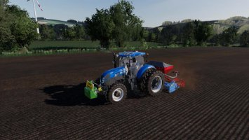 New Holland T7/T7S fs19