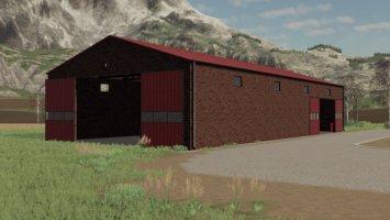 Red Brick Garage