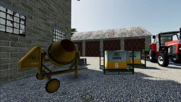 SeedMaker Concrete Mixer fs19
