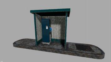 Small Gasstation