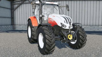 Steyr Profi 4000 CVT fs19