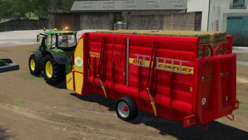 Straw Blower Gyrax BIG CONFORT v1.0.0.1 fs19