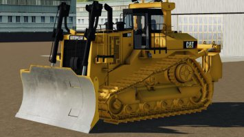 Bulldozer CAT D10T v2.0 fs19