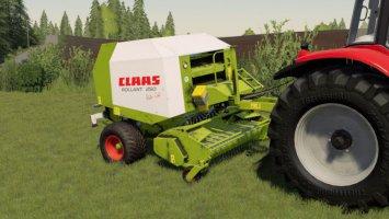 Claas Rollant 250 Roto Cut fs19
