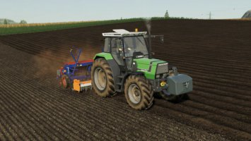 Deutz-Fahr DX/AgroStar Serie 4 v1.0.1.0 fs19