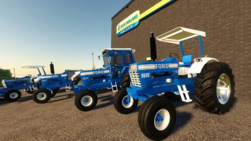 Ford 8600-9600 Pack FS19