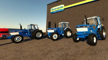 Ford TW Series Pack U.S. FS19