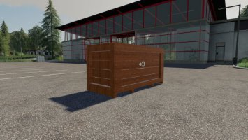 forest construction for Unimog fs19