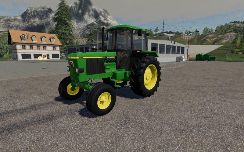 john deere 2×50  fs19 mod  mod for farming simulator 19