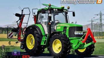John Deere 6030 Premium Series 4Cyl FS19