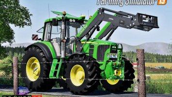 John Deere 6030 Premium Series V3 FS19