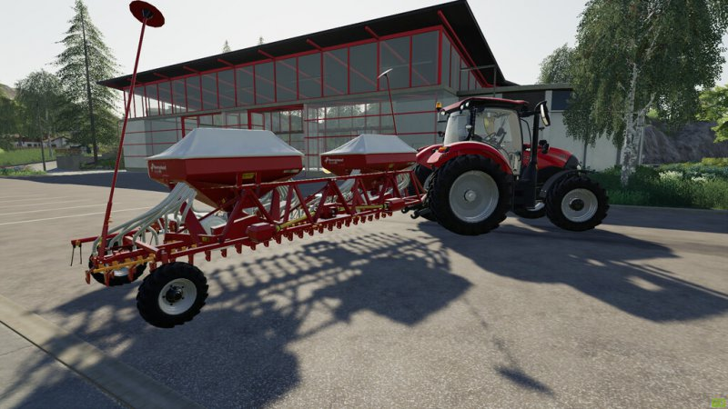 Kverneland Accord 6m FS19