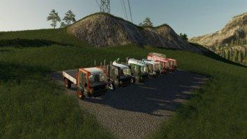 Lindner Unitrac Pack FS19