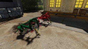Lizard Spider fs19