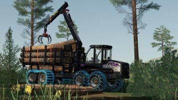Logset 10F GT v1.1.1.0 fs19