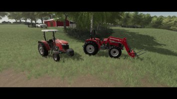 Massey Ferguson 4700 Global Series v1.10.1