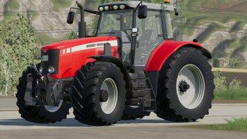 Massey Ferguson 7400 v1.0.0.1 fs19