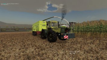 Mercedes-Benz Trac Pack 1300 - 1800 V1.7.0 fs19