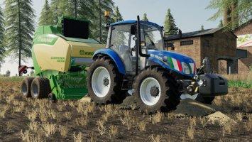 New Holland T4 v1.1 fs19