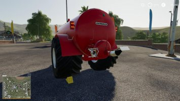 Redrock slurry tanker FS19