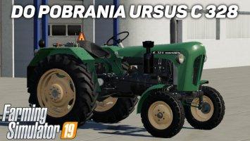 URSUS C328 fs19