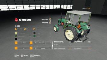 Ursus C330 FS19