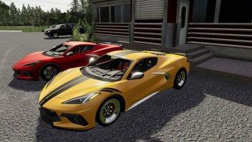 2020 Chevrolet Corvette fs19