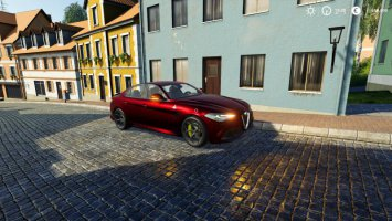 Alfa Romeo giulia fs19