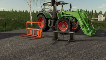 Ballenspieß Pack implements-and-tools-fs19