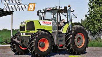 Claas Atles 900RZ Serie fs19