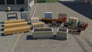 Decorative Pallets Pack v1.1
