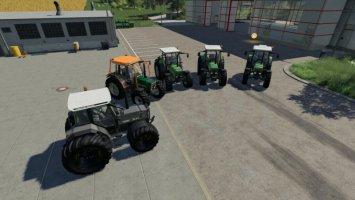 Deutz-Fahr DX/AgroStar Serie 4 v1.0.1.1 fs19