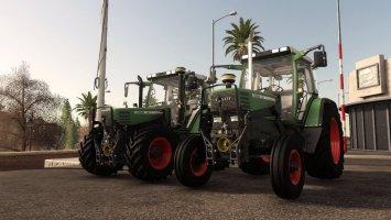 Fendt Farmer 300 mit 2wd fs19