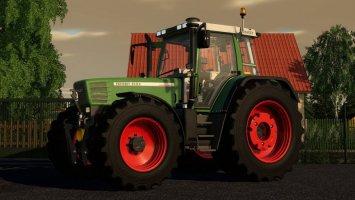 Fendt Favorit 500 Series fs19