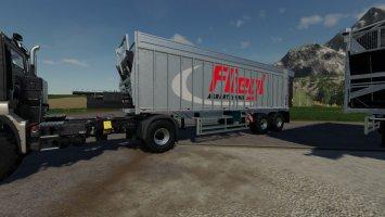 Fliegl ASS 298 mit Dolly fs19