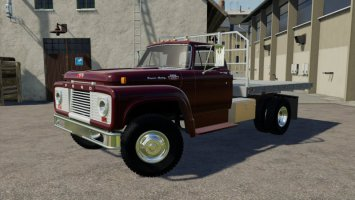Ford T850 1964 Flatbed fs19