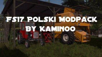 Fs17 Modpack by Kaminoo fs17