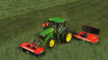 John Deere 7R, 8R, 8RT, 8RX 2020 US-Version v1.0.0.1 FS19