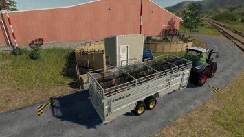Livestock Trailer Addon fs19